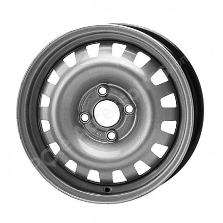 jante tole 14 pouces 4x100 OPEL ASTRA G - 7410