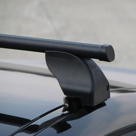 Barre de toit Totus 112 cm pour points de fixation intégrés - 604 (par 2)
