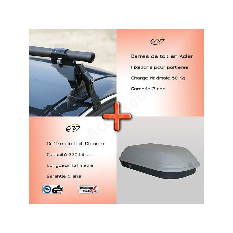 Coffre De Toit Megane 3 : pack coffre et barres de toit renault megane 3 rs coup ~ Voncanada.com Idées de Décoration