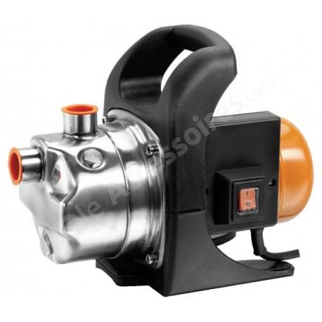 Pompe de surface électrique 600 watts idéale pour arrosage à débit élevé