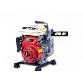 Pompe à eau thermique moteur 4 temps 152 cm3 puissance 2,5 CV débit 27000 litres / heure