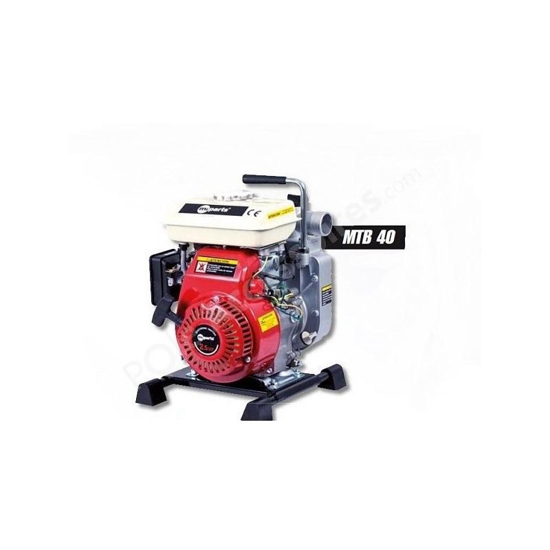 pompe  u00e0 eau thermique moteur 4 temps 152 cm3 puissance 2 5 cv d u00e9bit 27000 litres    heure
