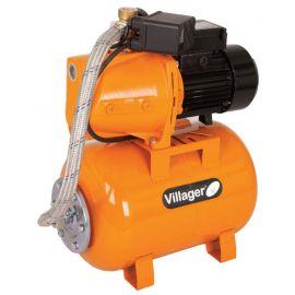 Pompe avec surpresseur moteur électrique 230 V puissance 1500 watts débit 6300 litres heure