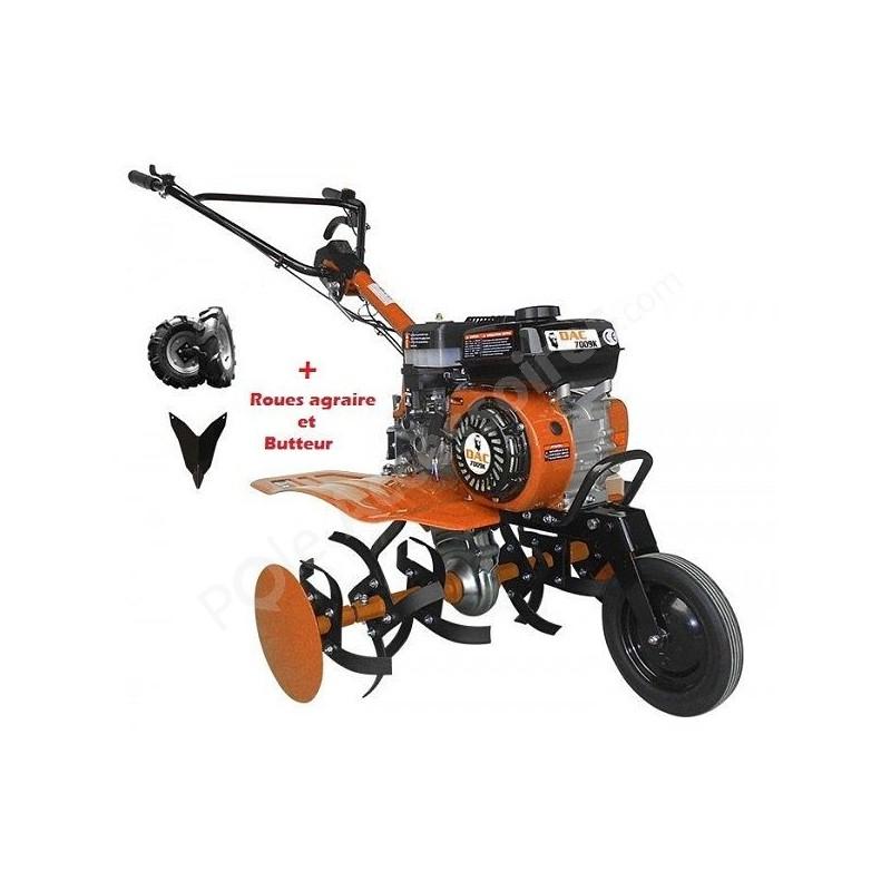 motobineuse transformable dac 7000 k moteur 4 temps 7 cv  u00e0 d u00e9marrage manuel