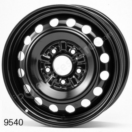 Jante tole 15 pouces 5x114.3 MITSUBISHI SPACE RUNNER SPACE WAGON - 9540