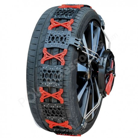 Chaine neige vehicule non chainable POLAIRE GRIP - 40