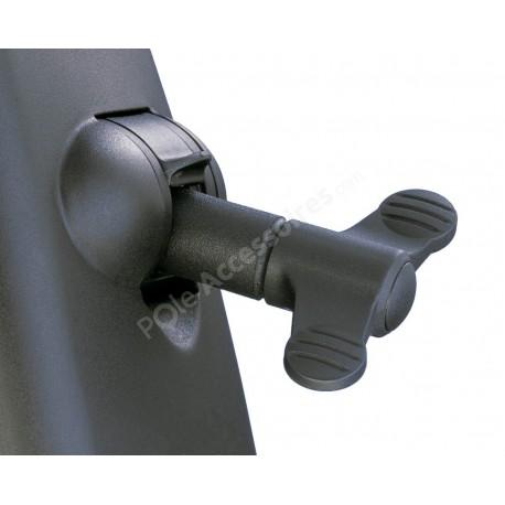 Barres de toit fixation portières ATERA 44050