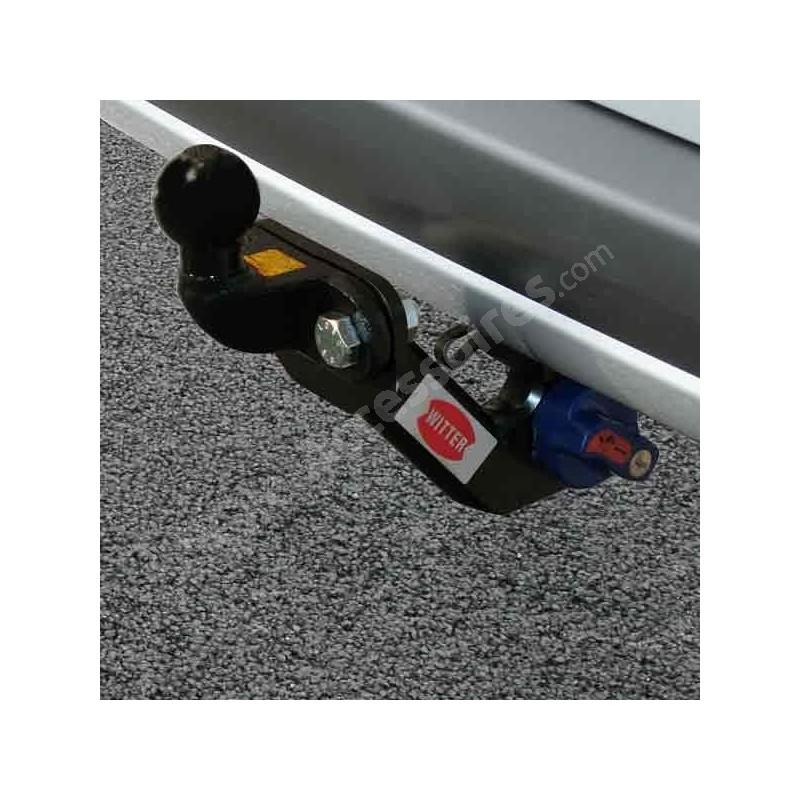 Attache Remorque Boule D 233 Montable Opel Mokka 10 2012