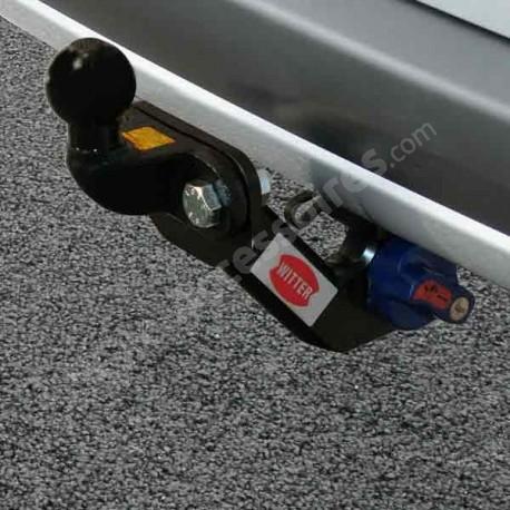 Attache remorque boule démontable ALFA ROMEO MITO [09/2008 -- aujourd'hui]