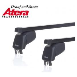 Barres de toit fixation points fixes d'origine ATERA 44127