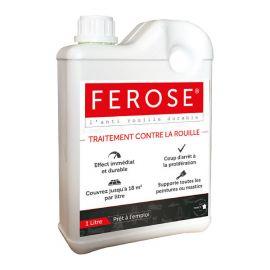 Convertisseur de rouille - Traitement contre la rouille - 1 litre