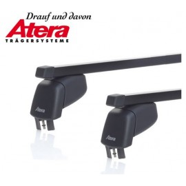 Barres de toit fixation points fixes d'origine ATERA 44171