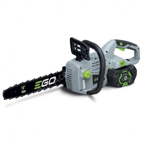 Tronconneuse electrique sur batterie Ego Power+ guide Oregon 40 cm CS1600E