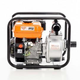 Motopompe 7cv 212cm3 débit maxi 36m3/h Ruris MP50 raccord 50 mm 2 pouces