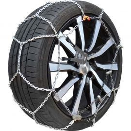 Chaines Neige Retension Automatique Xk9 N°60 (La Paire) 175/60R16 175/65R15 175/70R14 185/60R15 185/65R14 195/40R17 195/45R16 19