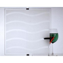 Film vagues dépolies int 288 (1,52 x 2,50 m)