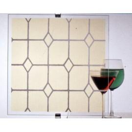 Film vitrail champagne vtc 640 (0,60 x 2,00 m)