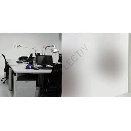 Film opaque translucide pour vitrage Fog - rouleau de 75cm x 200cm