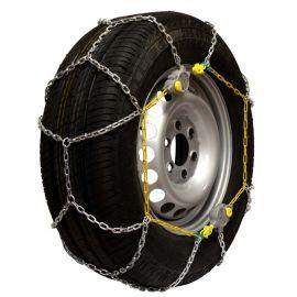 Chaîne neige VUL acier 12 mm double tension automatique Polaire XL 102