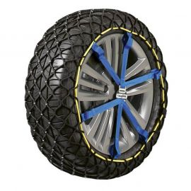 Chaine neige textile composite Michelin Easy Grip Evolution 19 pneu 195-55-20