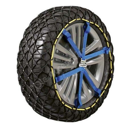 Chaine composite neige EasyGrip Michelin Evolution 4 185-60-15 195-50-16