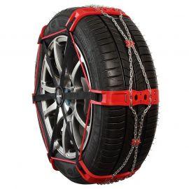 Chaine neige métallique montage chaussette pneu 225/55R16 245/40R18 Polaire Steel Sock