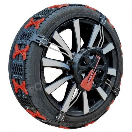 chaine neige pour voiture non chainable audi a1 sportback 01 2012 2014 215 40r17 pole. Black Bedroom Furniture Sets. Home Design Ideas