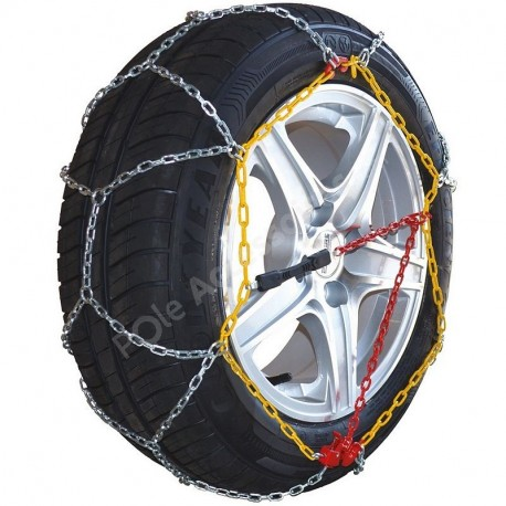 chaine voiture neige PEUGEOT 2008 [05/2013 -- ..] 205/50R17 ECO 9mm