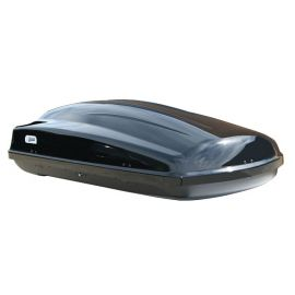 Coffre de toit 430 Litres Voyager Noir fixation rapide