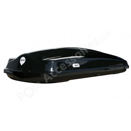 Coffre de toit 580 Litres Voyager Noir