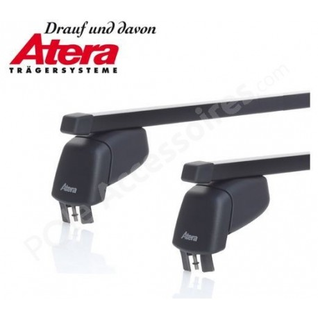Barres de toit fixation points fixes d'origine ATERA 44283