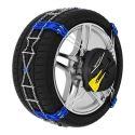 Chaînes à neige Michelin Fastgrip frontal pneu 215/55R18 235/45R19 235/50R18 235/55R17