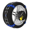 Chaines neige Michelin montage automatique Fast grip pneu 225/55R18 245/40R20 245/45R19