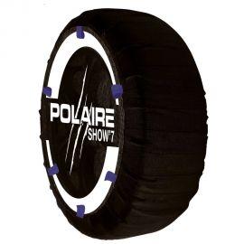 Chaussette neige textile POLAIRE Show 7 - S53