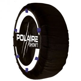 Chaussette neige textile POLAIRE Show 7 - S52