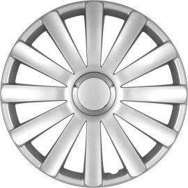 Enjoliveur 17 pouces argent SPYDER - pack 4 enjoliveurs