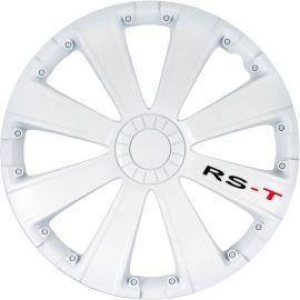 Enjoliveur 14 pouces blanc RST - pack de 4 enjoliveurs