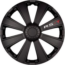 Enjoliveur 13 pouces noir RST - pack de 4 enjoliveurs