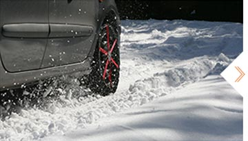 Toute la gamme de chaines neiges Michelin Easy Grip